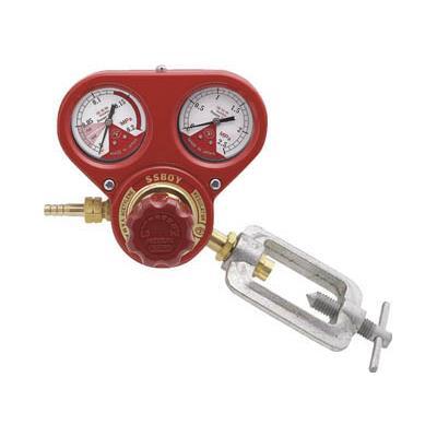 ヤマト アセチレン用圧力調整器 SSボーイアセチレン用(1個) SSBOYAC 4345045