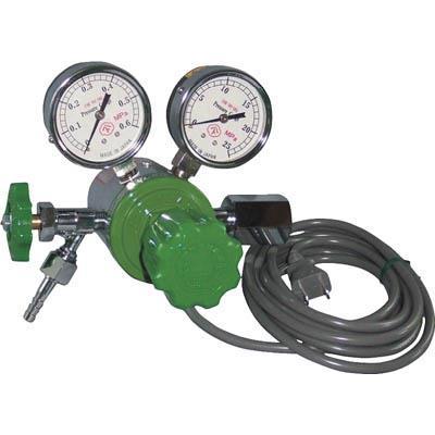 ヒーター付圧力調整器 YR-507V-2(1個) YR507V2 4346742