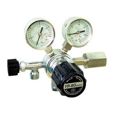 【年中無休】 YR90STRC12 4346904:イチネンネット 分析機用圧力調整器 YR-90S(1個)-DIY・工具