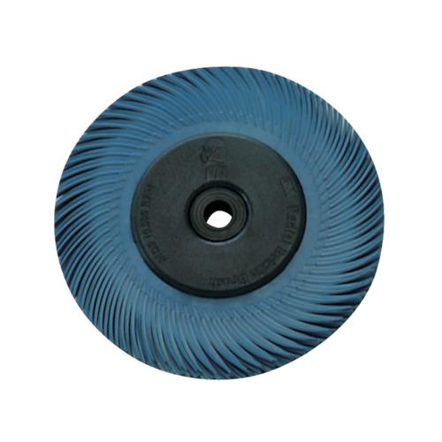 3M(スリーエム):ラジアル・ブリッスルブラシ #400相当 青 152.4mm BRBRSHTC4006 3111008