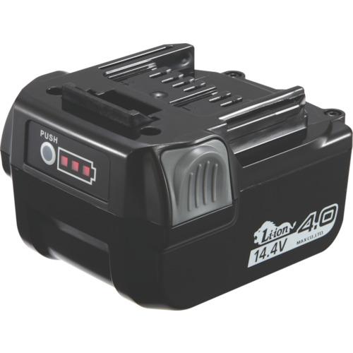 MAX 14.4Vリチウムイオン電池パック 4.0Ah(1個) JPL91440A 4971159