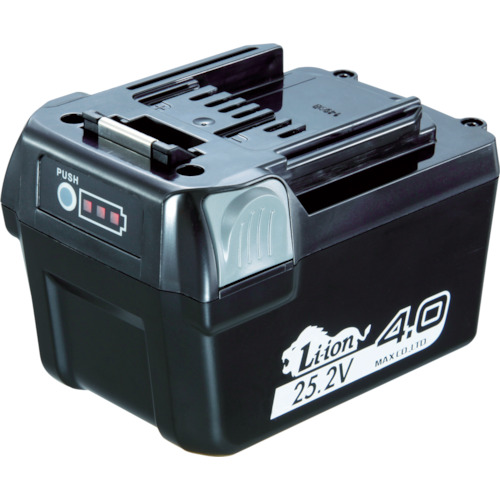 MAX 25.2Vリチウムイオン電池パック JP-L92540A(1個) JPL92540A 7603843