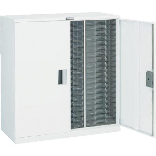 TRUSCO カタログケース 両開 深型3列10段 W 825×395×H880 A3C10DW 8566612