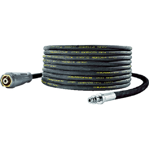 ケルヒャー 高圧ホース片側組み込みEASYLock15mID8UNTITWIST 61100330 8594272
