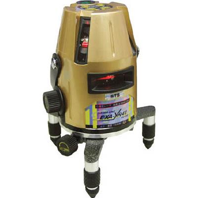 STS 受光器対応高輝度レーザ墨出器 EXA-YR41(1台) EXAYR41 3633926