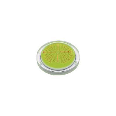 KOD 取付穴付角度計付丸台型アイベル水平器(1個) INCRT150 4170121