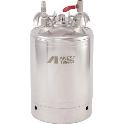 品質が完璧 アネスト岩田 食液専用加圧タンク(ベッセル型) 10リットル(1台) FOT100 4442954, ハガグン 4ce1c2a8