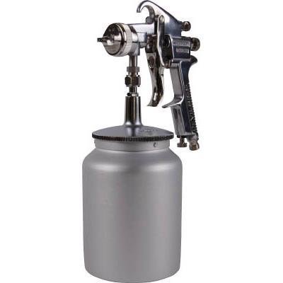 TRUSCO スプレーガン吸上式 ノズル径Φ1.4 1Lカップ付セット(1S) TSG508S14S 4792041