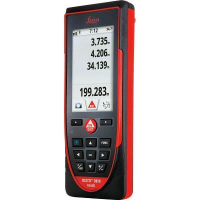 タジマ レーザー距離計 ライカディスト D810 touch(1台) DISTOD810TOUCH 4861426
