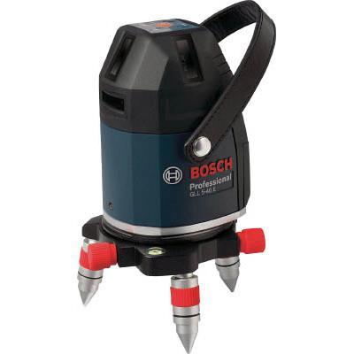 レーザー墨出器(縦:4方向矩・横:1方向・地墨) 3165140823265 BOSCH(ボッシュ) レーザー墨出し器(1台) GLL540ELR 7681232