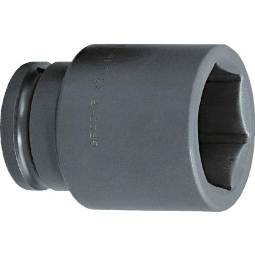 GEDORE インパクト用ソケット(6角) 1・1/2 K37L 80mm 6331000 8554747
