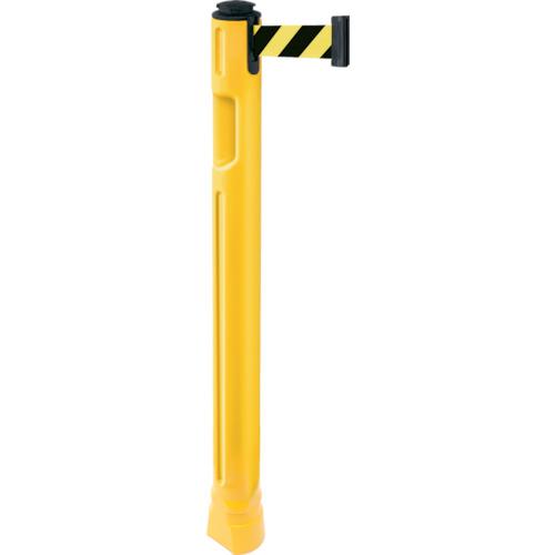 スガツネ工業 290-035-908 ベルトパーテーション ポール 支柱黄 黄黒 805300YLSF 8560660