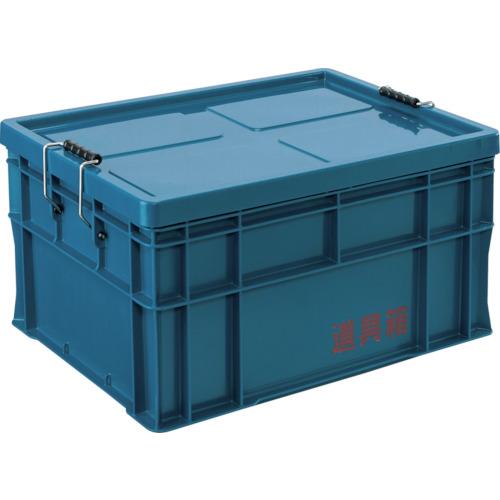 リス ネイビー道具箱 75L B75L 8549181