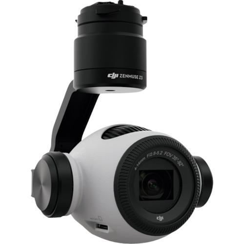 DJI Zenmuse Z3 ジンバル&光学ズームカメラユニット D127663 8283515