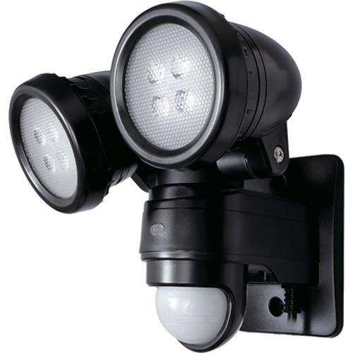 デルカテック LEDセンサーライト DSLD10B2 8359906