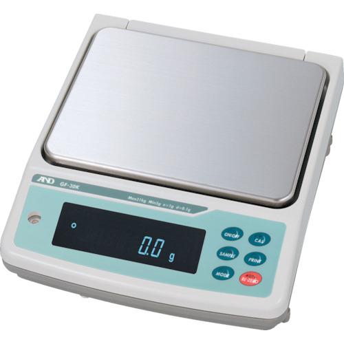 A&D 汎用電子天びん0.1g/12kg GF12K 8072262