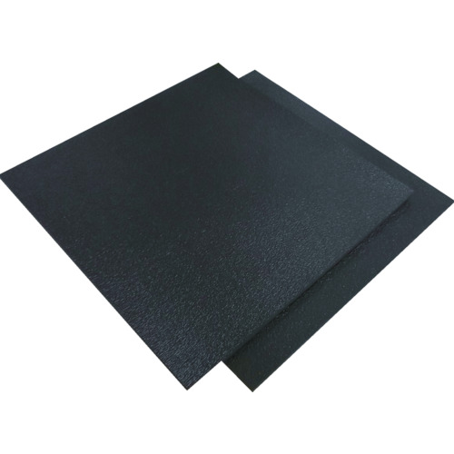 イノアック カームフレックス F-4LF 黒 40×1000×1000 片面粘着 F4LF40N 8363115