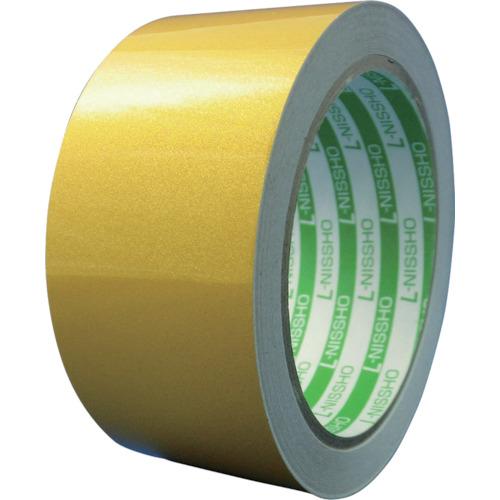 日東エルマテ 再帰反射テープ 200mm×10m イエロー HT200Y 8290906