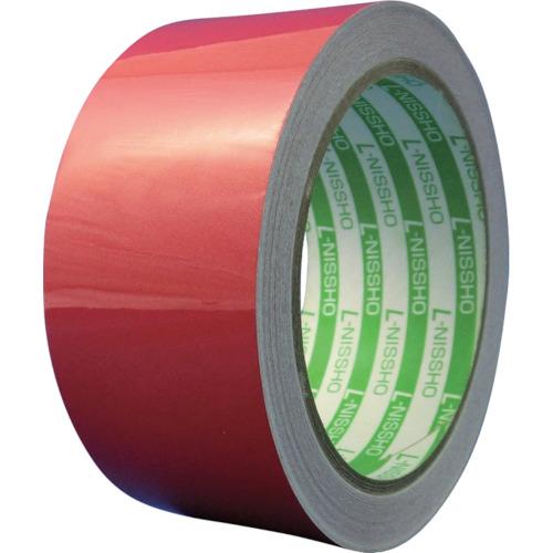 日東エルマテ 再帰反射テープ 300mm×10m レッド HT300R 8290912