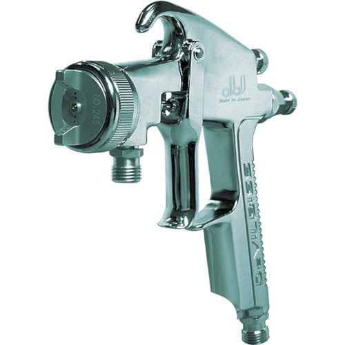 デビルビス 吸上式スプレーガン標準型(ノズル口径1.3mm) JJK3431.3S 8594217