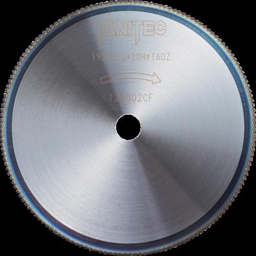 タニ レーザービームソーオーロラ LBSAURORA255X1.4X25.4HX220Z 8356097