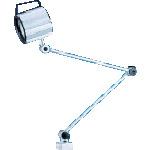 日機 防水型LEDスポットライト 9W AC100~120V NLSL15CPAC4000K 8338466