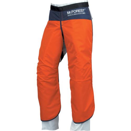 マックス Mr.FOREST 防護チャップス オレンジ LLサイズ MT536ORLL 8365412