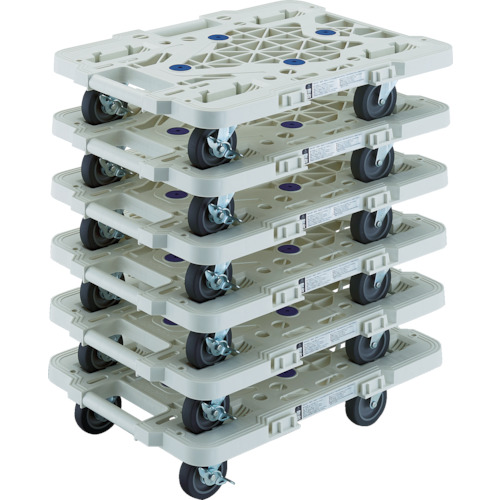 TRUSCO ルートバン まとめ買い MPK-500JS-W 6台セット MPK500JSWM6 8564243