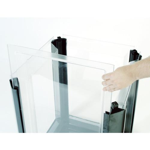 ラバーメイド ランドマークシリーズ クラシックコンテナ用サイドパネル RM4005CL 8559507