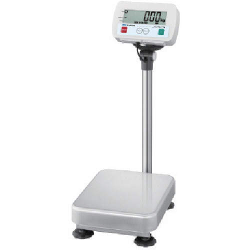 A&D 防水型デジタル台はかり 60kg/10g SC60KAL 8072306