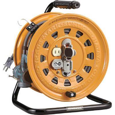 ハタヤ 逆配電型コードリール マルチテモートリール 単相100V 27+6m(1台) TGM130 1061828