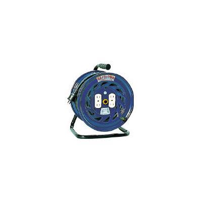 日動 電工ドラム スタミナリール 100V 2芯 30m(1台) NF304F 1255169