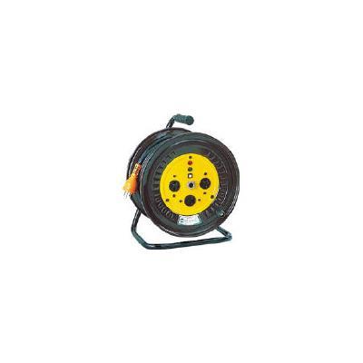 日動 電工ドラム 三相200Vドラム アース付 20m(1台) NDE32020A 1255819