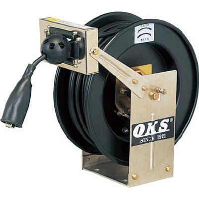 OKS アースリール スプリング式 5.5×1 20mケーブル付(1台) ERDA2 3338991