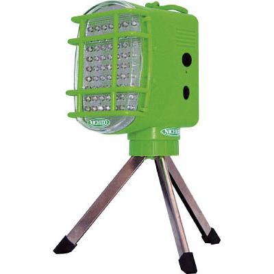 日動 LEDライト ハンディ&スタンドライト(1台) LEH63P 3686272