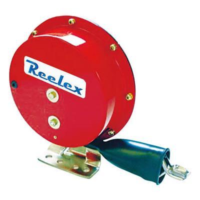 Reelex 自動巻アースリール 据え置き取付タイプ(1台) ER310 3754154