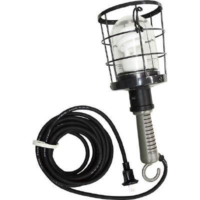 【後払い不可】ハタヤ 防雨型蛍光灯ハンドランプ 単相100V 10W 電線10m付(1台) CWF10D 3822290