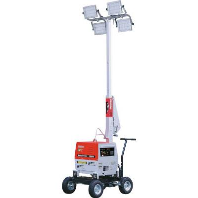 新ダイワ 新ダイワ バッテリーLED投光機110W4灯式(1台) SL420LBG 4198425