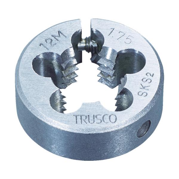 TRUSCO 丸ダイス SKS 細目 63径 30×1.5 T63D30X1.5 8549522