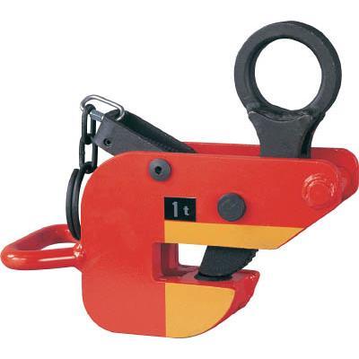 本物 2421267:イチネンネット HAR01000 横吊クランプ1Ton(1台) 象印-DIY・工具