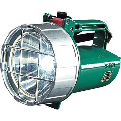 【後払い不可】ハタヤ 防爆型ケイタイランプ 3W 電池式(1個) PEP03D 3103790