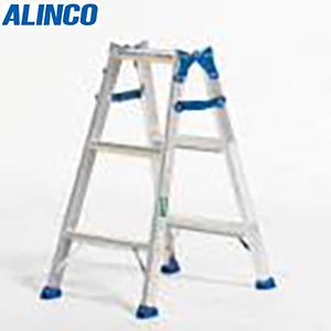 アルインコ 兼用脚立 0.81m 最大使用質量100kg(1台) MXJ90F 3516610