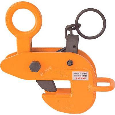 スーパー 横吊クランプ(ロックハンドル式・先割型)(1台) HLC1U 3683745
