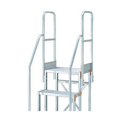 TRUSCO 作業用踏台用手すり H1100 階段両手すり TSF-369・46(1S) TSFTE411H 4879988
