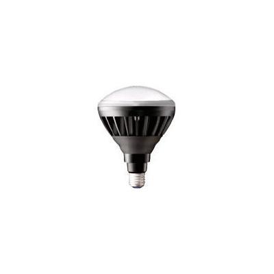 【後払い不可】岩崎 LEDアイランプ14Wタイプ(本体:黒色 光色:昼白色)(1本) LDR14NHB850 7757701