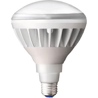 【後払い不可】岩崎 LEDアイランプ14Wタイプ(本体:白色 光色:昼白色)(1本) LDR14NHW850 7757719