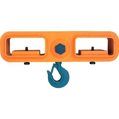 スーパー フオークリフト用吊フツク(1ton)(1個) FLH1 3611655