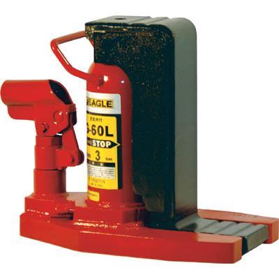 イーグル 爪付油圧ジャッキ(1台) G25L 3255026