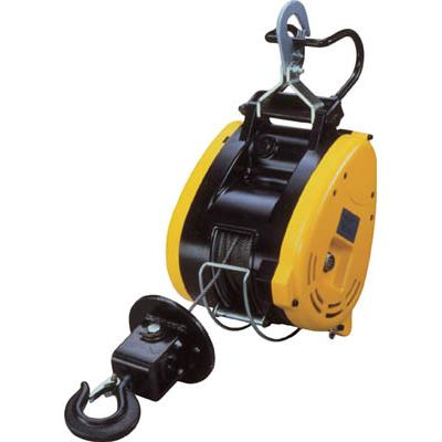 リョービ 電動小型ウインチ 130kg(1台) WI12521 3658732