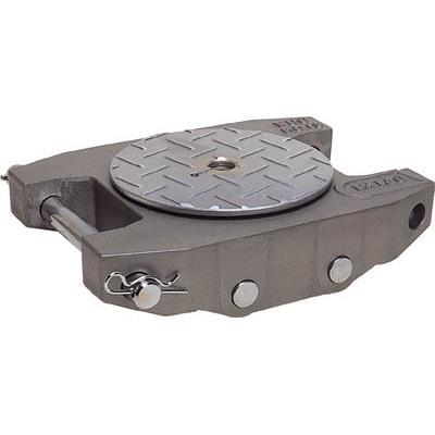 ダイキ スピードローラーアルミダブル型ウレタン車輪5t(1台) ALDUW5 4320841